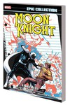 Moon Knight Epic Collection TPB Final Rest