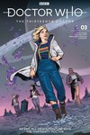 Doctor Who 13th #3 (Cover A - Isaacs)