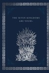 Game of Thrones Iron Throne POP-up Card