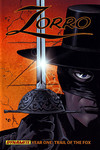 Zorro Year One HC Vol. 01 Previews Exclusive Cover