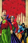 Justice Society of America Axis of Evil TPB