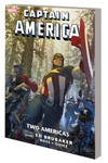 Captain America Two Americas TPB