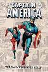 Captain America 1940s Newspaper Strip TPB