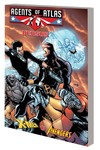 Agents of Atlas vs X-Men and Avengers TPB