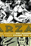 Tarzan Russ Manning Newspaper Strips HC Vol. 02 1969-1971