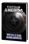 Captain America Winter Soldier HC Movie Cover