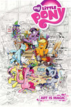 My Little Pony Art Is Magic TPB Vol 01