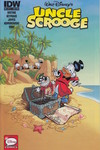Uncle Scrooge #8 (Subscription Variant)