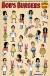Bobs Burgers Ongoing Vol. 01 TPB Medium Rare