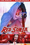 Red Sonja TPB Vol. 03 Forgiving of Monsters