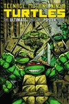 Teenage Mutant Ninja Turtles Ultimate Comic Art Poster Book TPB