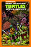 Teenage Mutant Ninja Turtles Meeting of the Mutanimals HC
