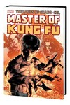 Shang-Chi Master of Kung Fu Omnibus HC Vol. 03 Deodato Cover