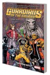 Guardians of the Galaxy New Guard TPB Vol. 01 Emperor Quill