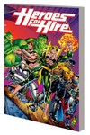 Luke Cage Iron Fist and Heroes For Hire TPB Vol. 01