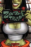 Zombie Tramp TPB Vol. 09 Skanks Shanks and Shackles