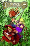 Damsels TPB Vol. 01