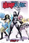 Vampblade TPB Vol 05 Danger Doll Squad