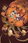 Over the Garden Wall Ongoing #20 (Subscription Omac Variant)