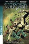 Jim Butcher Dresden Files Dog Men #6 (of 6)