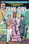 Wonderful World of Tank Girl #2 (Cover B - Wahl)