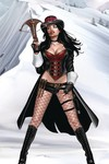 Grimm Fairy Tales Van Helsing vs the Werewolf #5 (Cover C - Garvey)