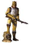 Star Wars Collectors Gallery Bossk 9in Statue