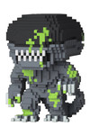 8-Bit Pop Horror - Alien Blood Splattered Previews Exclusive Vinyl Figure
