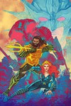 Justice League Aquaman Drowned Earth #1 (Variant)