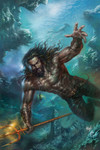 Justice League #12 (Aquaman Movie Variant)