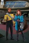 Star Trek TNG Terra Incognita #5 (Cover B - Photo)