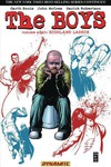 Boys TPB Vol 08 Highland Laddie Robertson Remarked Ed