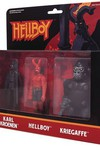 Hellboy Reaction Figures AF 3-Pack A