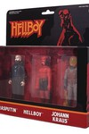 Hellboy Reaction Figures AF 3-Pack B