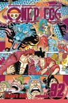 One Piece GN Vol 92