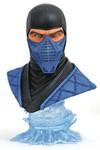 Mortal Kombat 11 - Legends in 3D - Sub Zero 1/2 Scale Bust