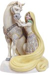 Disney Rapunzel White Woodland Figure