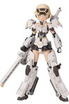 Frame Arms Girl Ourai-Kai White V2 Plastic Model Kit