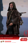 Star Wars The Last Jedi Luke Skywalker Movie Masterpiece 1/6 Scale Figure (Deluxe Version)