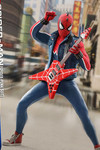 Spider-Man Spider-Punk Suit Sixth Scale