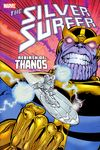 Silver Surfer TPB Rebirth Of Thanos