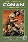 Chronicles of Conan Volume 10: When Giants Walk the Earth and Other Stories TPB