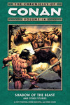 Chronicles of Conan Volume 14: Shadow of the Beast TPB