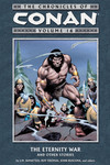 Chronicles of Conan Volume 16: The Eternity War and Other Stories TPB