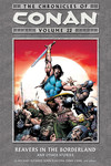 Chronicles of Conan Volume 22: Reavers in the Borderland TPB