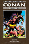 Chronicles of Conan Volume 25: Exodus and Other Stories TPB