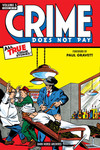 Crime Does Not Pay Archives Volume 5 HC