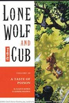 Lone Wolf and Cub Vol. 20: A Taste of Poison TPB