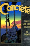 Concrete: The Complete Short Stories, 1986-1989 TPB