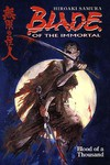 Blade of the Immortal Volume 01: Blood of a Thousand TPB